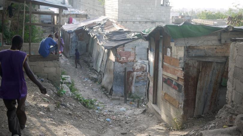 Haiti street scene 1