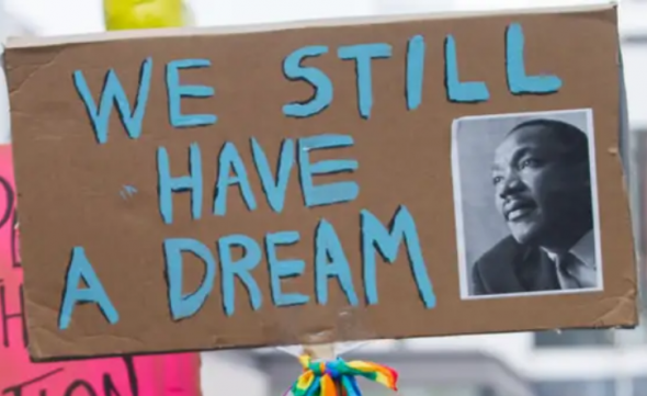 We still have a dream sign